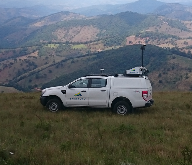 Mobile Mapping System - Engefoto
